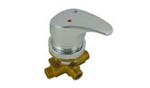 pedicure spa mixing valve